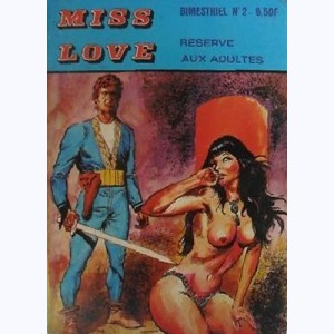 Miss Love : n° 2, Lady Love : L'hypnotiseur
