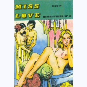 Miss Love : n° 8, Anges ou Diablesses contre Chacal