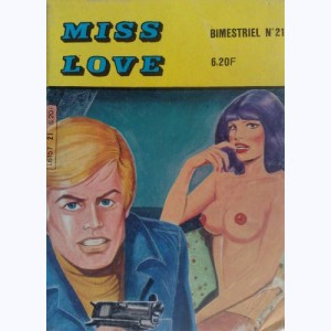 Miss Love : n° 21, Chacal