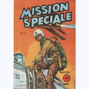 Mission Spéciale : n° 4, Safety boat