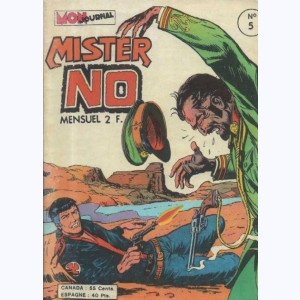 Mister No : n° 5, Trahison !