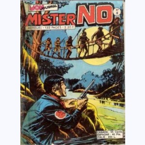 Mister No : n° 8, La vengeance des bush-negroes