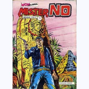 Mister No : n° 17, La malédiction du grand jaguar