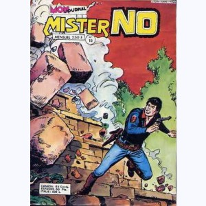 Mister No : n° 18, Le temple maudit