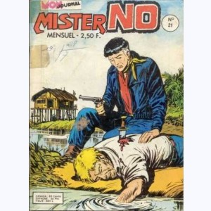Mister No : n° 21, L'assassin