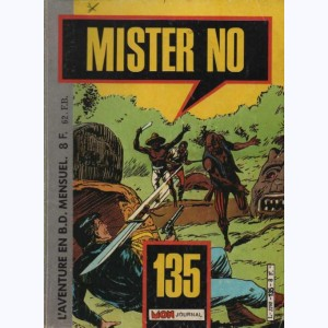 Mister No : n° 135, La loi du plus fort