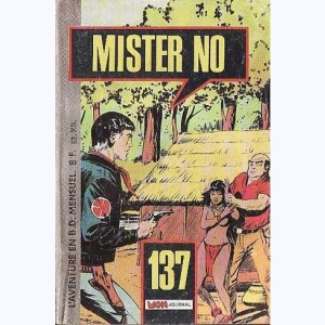 Mister No : n° 137, Mad Mary