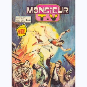 Monsieur TV : n° 4, Cirques sans filets