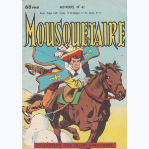 Mousquetaire : n° 41