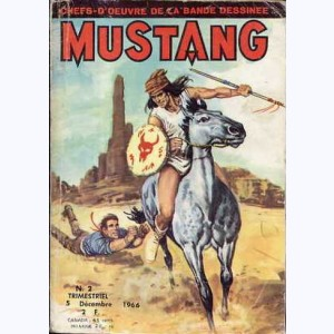 Mustang : n° 2, Le Texan : Danger à Pointed-City