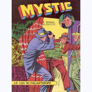 Mystic : n° 8, Mr TV : Le cas du philanthrope