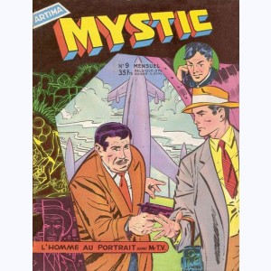 Mystic : n° 9, Mr TV : L'homme au portrait
