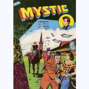 Mystic : n° 20, Mr TV : L'alibi