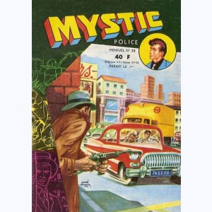 Mystic : n° 22, Mr. TV : Aventures en Californie