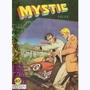 Mystic : n° 24, Mr TV : Sueurs froides