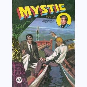 Mystic : n° 27, Fred Houston : Cayo negro
