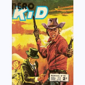 Néro Kid : n° 29, Les pirates