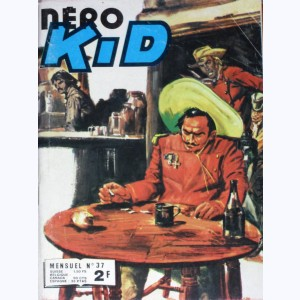 Néro Kid : n° 37, Le rire du Diable