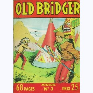 Old Bridger : n° 3, Le bison blanc