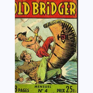 Old Bridger : n° 4, Le secret de Cliff Dweller