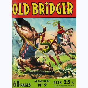 Old Bridger : n° 9, Au ranch des quatre vents