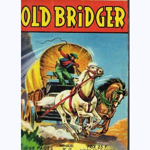 Old Bridger : n° 12, La tribu de l'ours