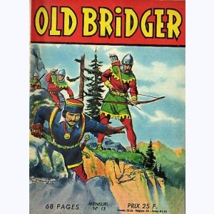Old Bridger : n° 13, L'idole du canyon