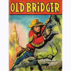Old Bridger : n° 14, Les diamants de la reine