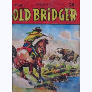 Old Bridger : n° 18, La montagne de feu