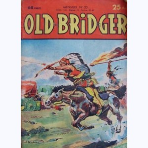 Old Bridger : n° 23, L'énigme de Range Mountains