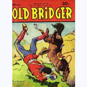 Old Bridger : n° 29, Roi des KIOWAS