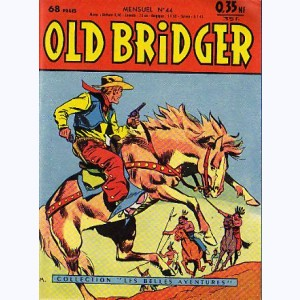Old Bridger : n° 44, La fille du shérif