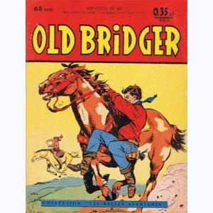 Old Bridger : n° 46, L'homme au bandeau