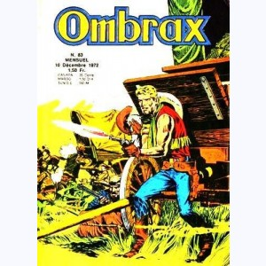 Ombrax : n° 83, Opération chat vert