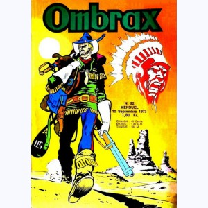 Ombrax : n° 92, Le dragon