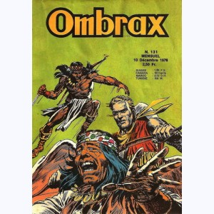 Ombrax : n° 131, Les diamants maudits