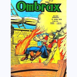 Ombrax : n° 162, Le ranch de Talbot