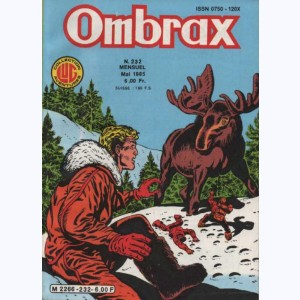 Ombrax : n° 232, Martin Mystère : suite