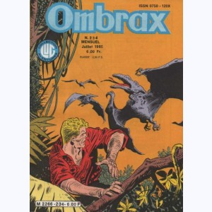 Ombrax : n° 234, Martin Mystère : suite