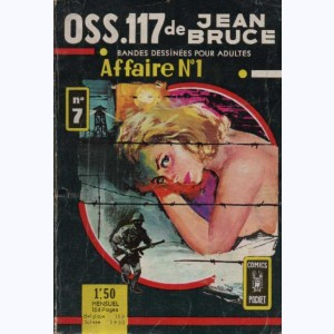OSS 117 : n° 7, Affaire n° 1