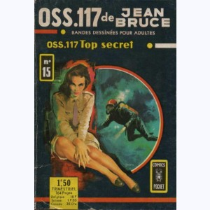 OSS 117 : n° 15, OSS 117 top secret