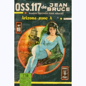 OSS 117 : n° 18, Arizona Zone A