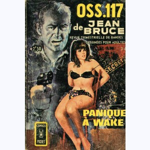 OSS 117 : n° 34, Panique à Wake