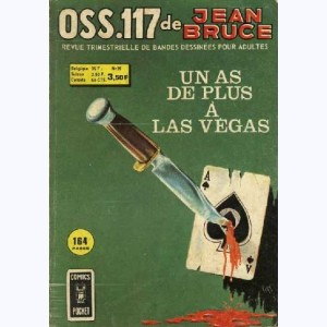 OSS 117 : n° 39, Un as de plus à Las Vegas