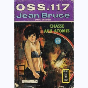 OSS 117 : n° 66, Chasse aux atomes