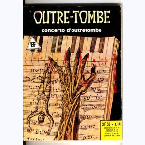 Outre-Tombe (2ème Série) : n° 14, Concerto d'Outretombe