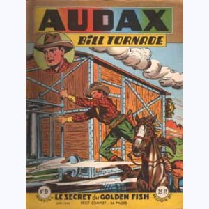 Audax (2ème Série) : n° 9, Le secret du Golden Fish
