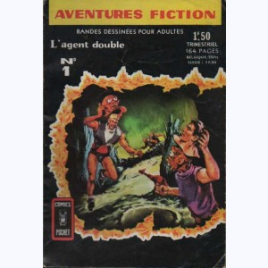 Aventures Fiction (2ème Série) : n° 1, L'agent double