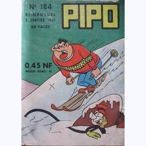 Pipo : n° 184, Le grand coup
