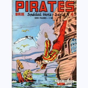 Pirates : n° 4, BRIK : Le messager du roi